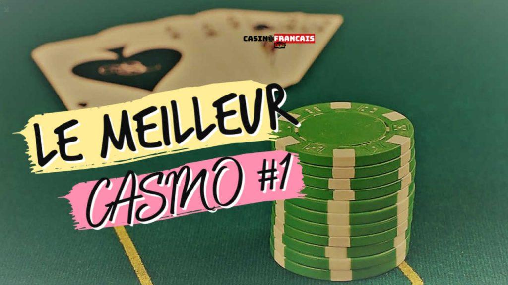 meilleur casino en ligne francophone